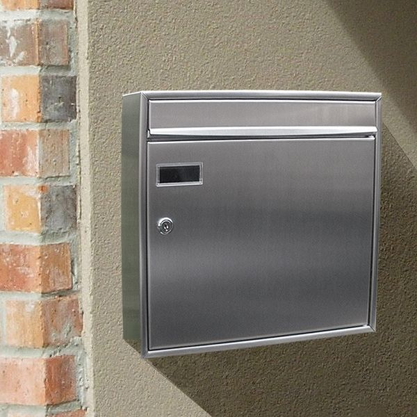 contemporary wall mounted mailboxes ideas minimalist design & 19 best mailboxes modern style images on Pinterest | Contemporary ...