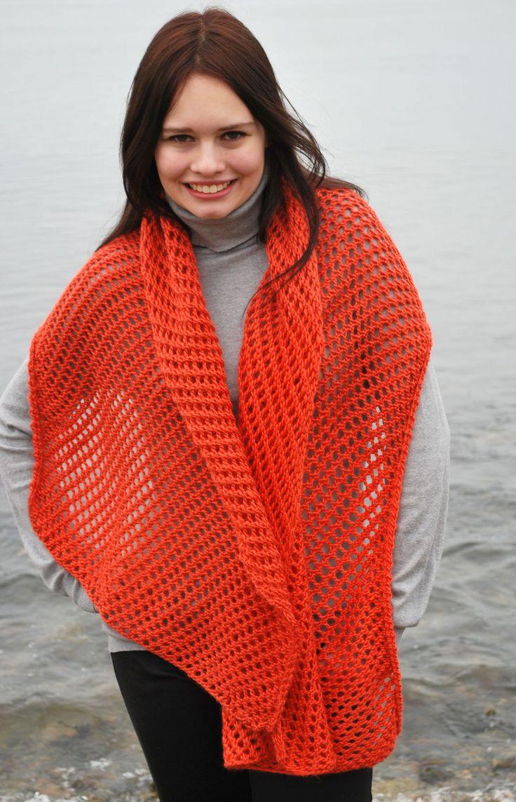 Loom - Lace Shawl - 500 yards | YARN Loom/Crochet/Knit ...