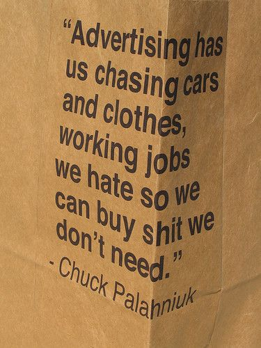 Love.: Words Of Wisdom, Fightclub, Chuckpalahniuk, Chuck Palahniuk, Funny Commercial, Fight Club, So True, True Stories, Chase Cars