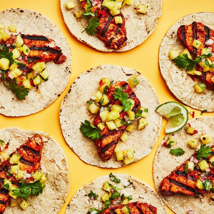 Senior editor Rick Martinez looooves tacos al pastor, but on his last trip to Mexico City, he opted for fish tacos al pastor at Contramar. He did not think he could possibly like a fish taco more than a pork one until that moment, hence the origin story of this recipe.