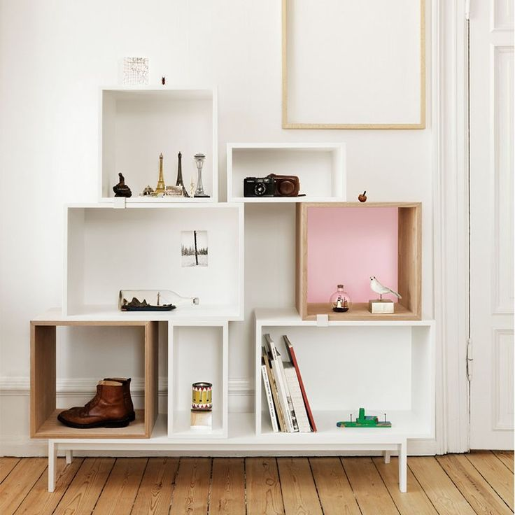 Muuto's cool boxes. Love the colors