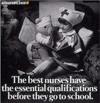 So cute & so true!