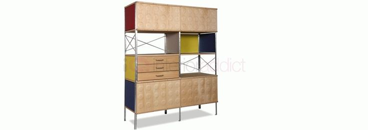 Reproduction Eames Storage Unit: 233 Best Your Designer Replica Favorites  Images On