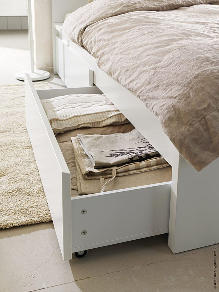 50 Best Images About Ikea Under Bed Storage On Pinterest