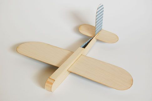 Balsa Wood Glider Plane Designs Woodworking Projects Plans