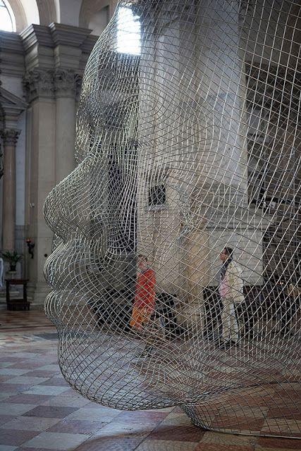 design-dautore.com: Together, le opere di Jaume Plensa per la Biennale di Venezia