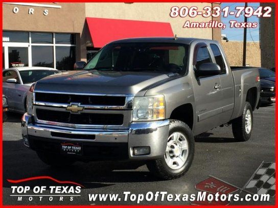 Cars for Sale: Used 2007 Chevrolet Silverado and other C/K2500 4x4 Extended Cab for sale in AMARILLO, TX 79102: Truck Details - 442320173 - Autotrader