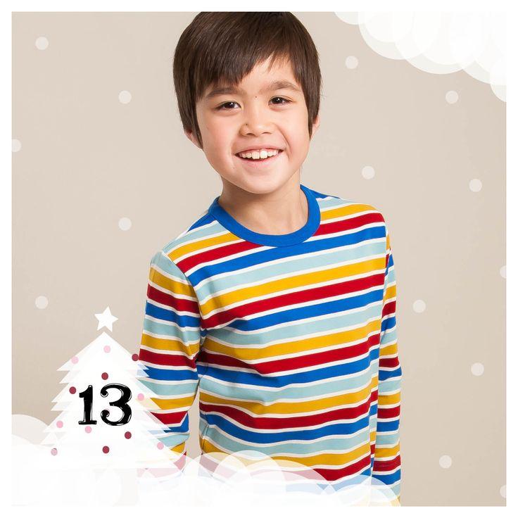 NOSH.FI - Iloista Joulua! -sivulla joulukuussa päivittäin uusia tarjouksia! Raikas Multiraita paita hintaan 16,90€! Tarjoukset voimassa niin kauan kuin tuotteita riittää! Tilaa nyt edustajaltasi tai verkosta. (Available only in Finland)