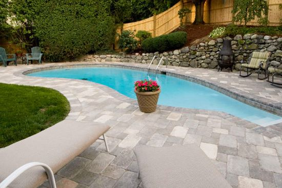 Brick Paver Pool Decking Brick Paver Pool Deck Tampa