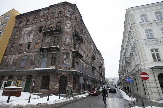 """Activists try to save old #Warsaw #ghetto building"": Which side would YOU take? Save the building and the past it reminds of, or make room for the future, and the improvement it brings?    http://www.times-standard.com/nationandworldnews/ci_22488118/activists-try-save-old-warsaw-ghetto-building"