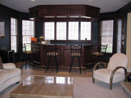 Bar Room Flooring : Family room with snack bar my full house pinterest