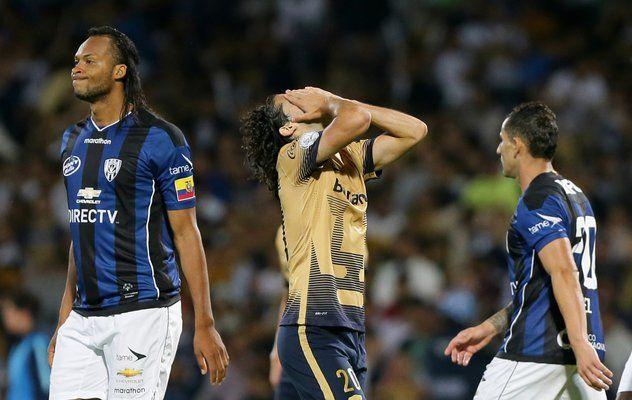 Independiente del Valle eliminó a Pumas y ahora está en la semis de la Libertadores.