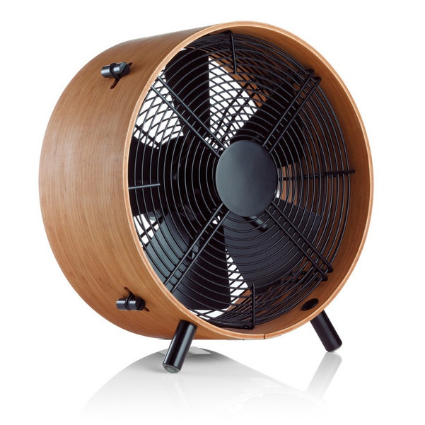 LOVING this fan!!     Stadler Form (Swizz Style) - OTTO Fan: Electric Fans, Stadlerform,  Blower, Form Otto, Bamboo Fans, Eight In Amber, Otto Fans, Products, Stadler Form