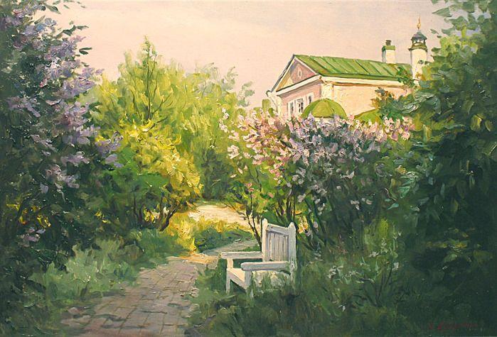 Пейзажное от валерия бусыгина