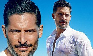Magic Mike's Joe Manganiello flexes his muscles for Details magazine   Daily Mail Online
