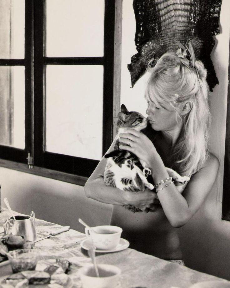 Brigitte Bardot ♥ Beautiful ♥ Veg ♥ Animal Rights Activist ♥
