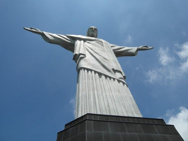 Cristo Redentor #Sju #Nya #Underverk #Seven #Wonders #Of #The #World #History #Historia #Travel #Resa #Resmål #Famous #Cristo #Redentor #Brasil #Brasilien #Rio #de #Janeiro #RiodeJaneiro #staty