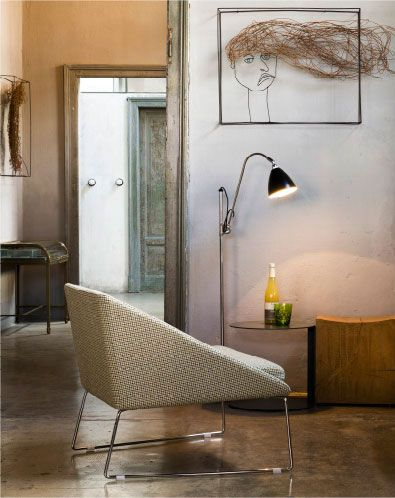 Verzelloni Kelly Lounge Chair