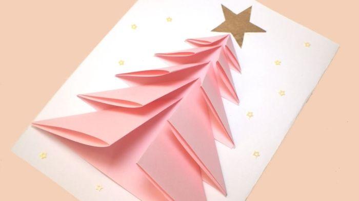 1001 Ideas De Tarjetas Navidenas Originales Para Hacer En Casa Tarjeta Navidena Disenos De Tarjetas Navidenas Tarjetas De Navidad Hechas A Mano