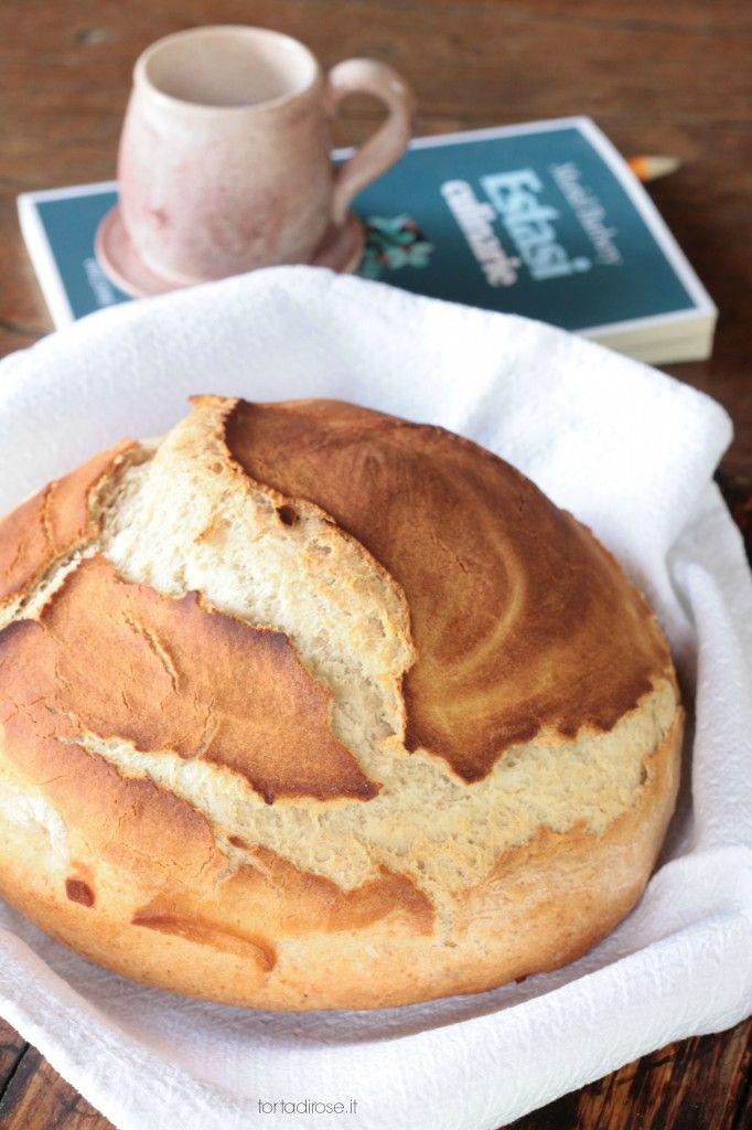 tortadirose - Crackle top bread