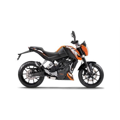 KTM 125 Duke ABS € 4.400