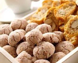 NUT Biscoitos faz biscoitos italianos com receitas familiares passadas por gerações