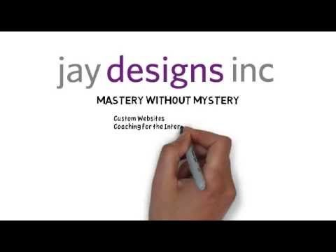 """Check out these fabulous """"White Board Presentations"""" - this one is a little shameless self promotion from Jay Designs Inc but they can be anything you need or want them to be :)"""