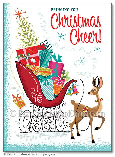 62 best mid century modern christmas cards for sale images on pinterest