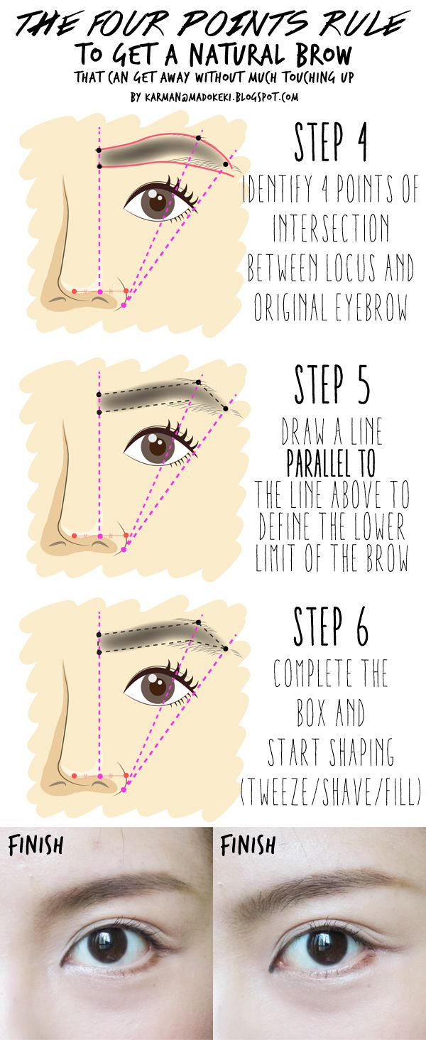 HOW TO: Shape and Groom Eyebrow (For Beginners) | MADOKEKI beauty, skincare, style