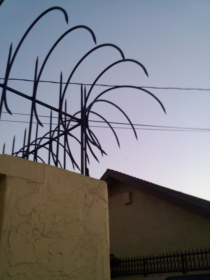 Images about security fence on pinterest
