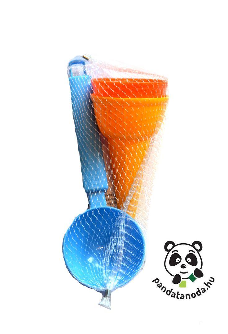 Fagyi készítő homokozó készlet | Pandatanoda.hu Játék webáruház