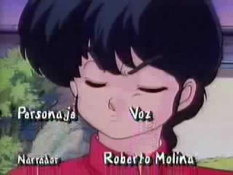 Ranma 1/2 Ending 1 Audio Latino :3
