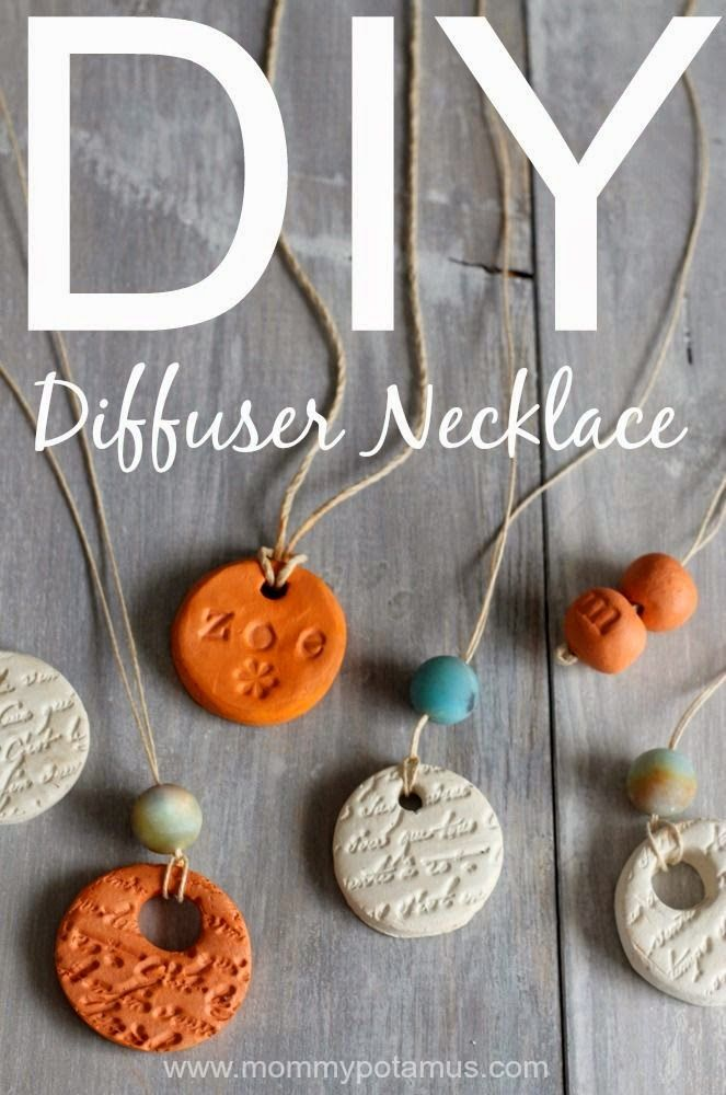 How To Make A Diffuser Necklace For Essential Oils
