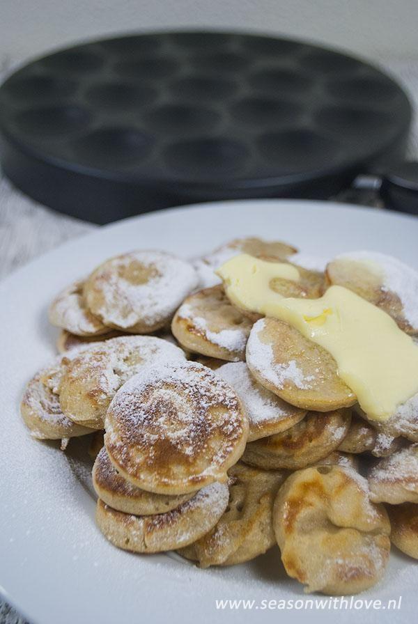 Poffertjes bakken - Season with love