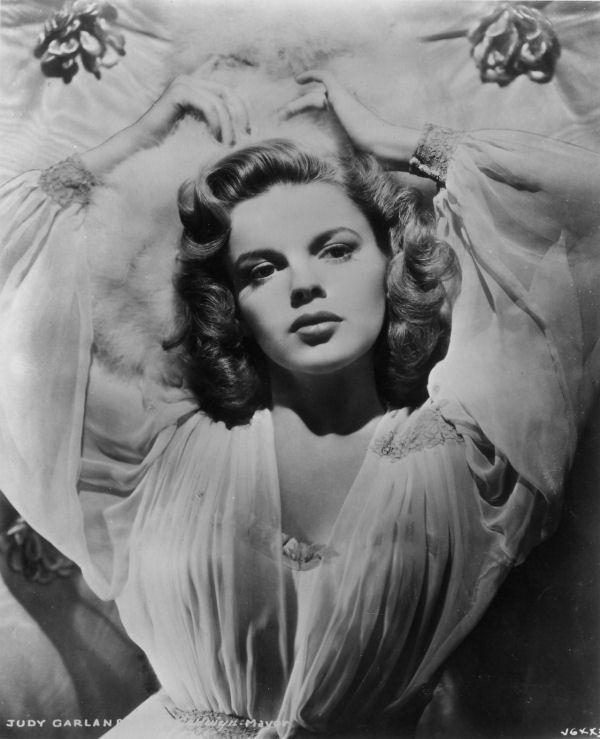 Vintage Judy Garland peignoir