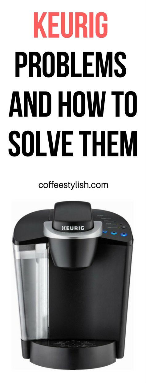 KEURIG TROUBLESHOOTING   Keurig won't brew, won't dispense water, Keurig stuck on preheating, Keurig won't turn on or shuts off for no reason...