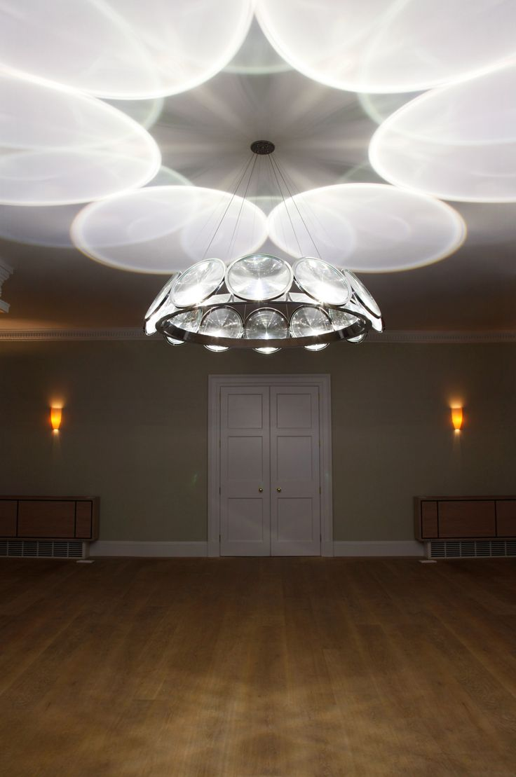 diffused lighting fixtures. studio troika the chandeliers use large fresnel lenses to shape light generated by high diffused lighting fixtures r