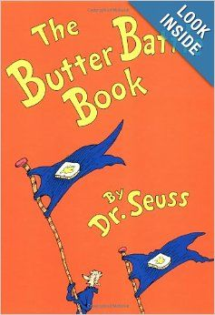 The Butter Battle Book: (New York Times Notable Book of the Year) (Classic Seuss): Dr. Seuss: 9780394865805: Amazon.com: Books