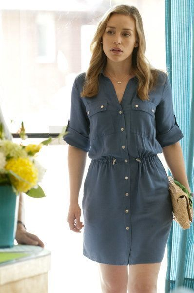 want her wardrobe: Annie Walker, Covert Affairs