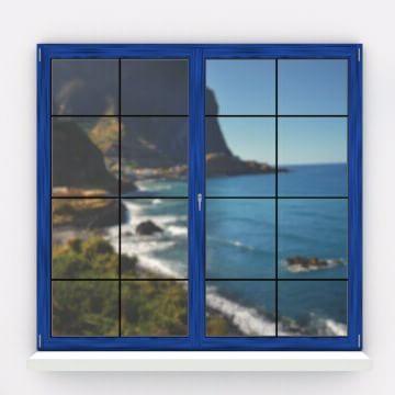 15/12/2015 Today's Advent Calendar window opens to Porto da Cruz, in the Madeira island: http://bit.ly/1RH2COD. #WindowsOfPortugal