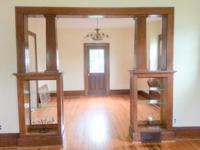 15 best what i love about craftsman homes images on - Built in room dividers ...