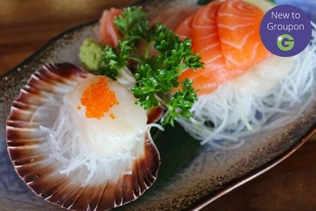 Sydney - Nine-Course Japanese Tapas with Sake for Two ($49) or Four People ($96) at Kenzi Sake Bar, Chatswood (Up to $240 Value)