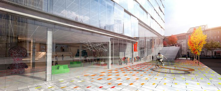 Finalists of the New Axel Springer Media Campus Competition