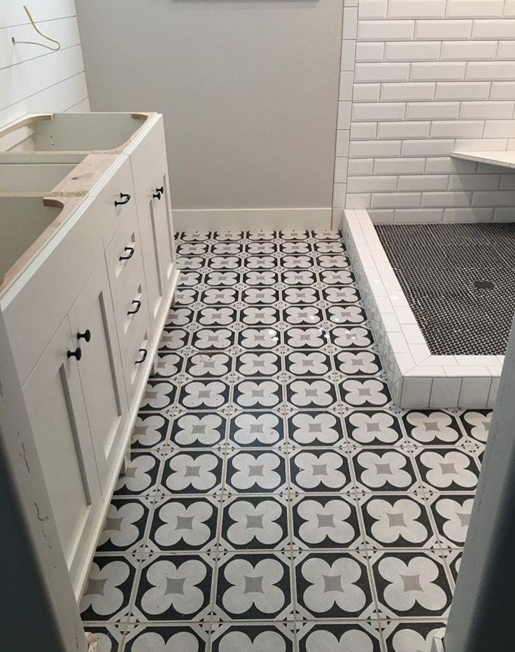 The Impact Of This Cementine Floor Is Incredible The