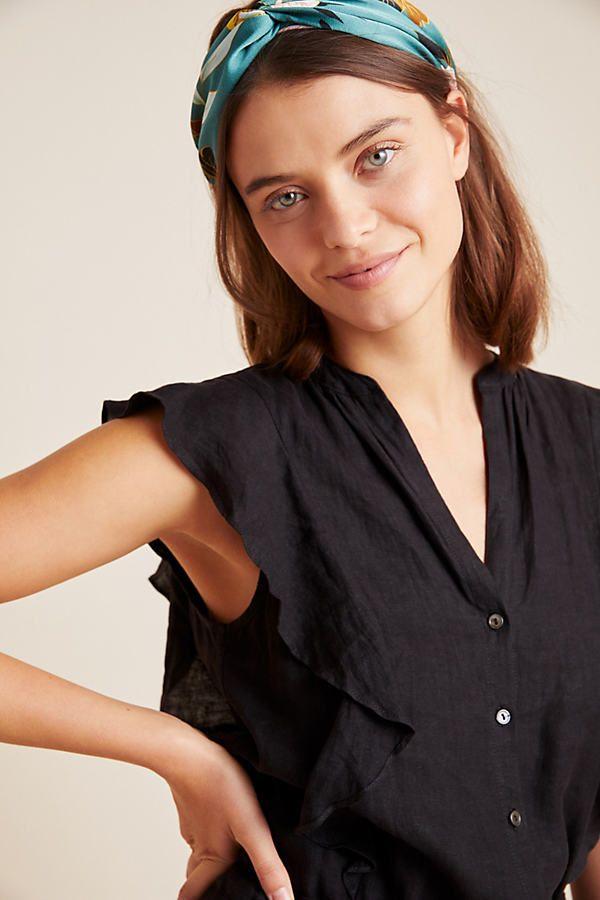 Brianna Romper by Velvet Graham & Spencer in Black Size: S, Women's Shorts at Anthropologie