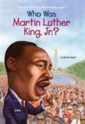 Shop for Who Was Martin Luther King, Jr.?  by Bonnie Bader, Elizabeth Wolf  including information and reviews.  Find new and used Who Was Martin Luther King, Jr.? on BetterWorldBooks.com.  Free shipping worldwide.