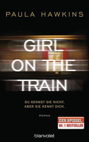Girl on the Train von Paula Hawkins - Buch - buecher.de
