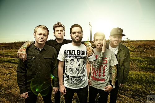 A Day to Remember- saw them in denver. never been so bruised and beaten up after a show. so sicckk.