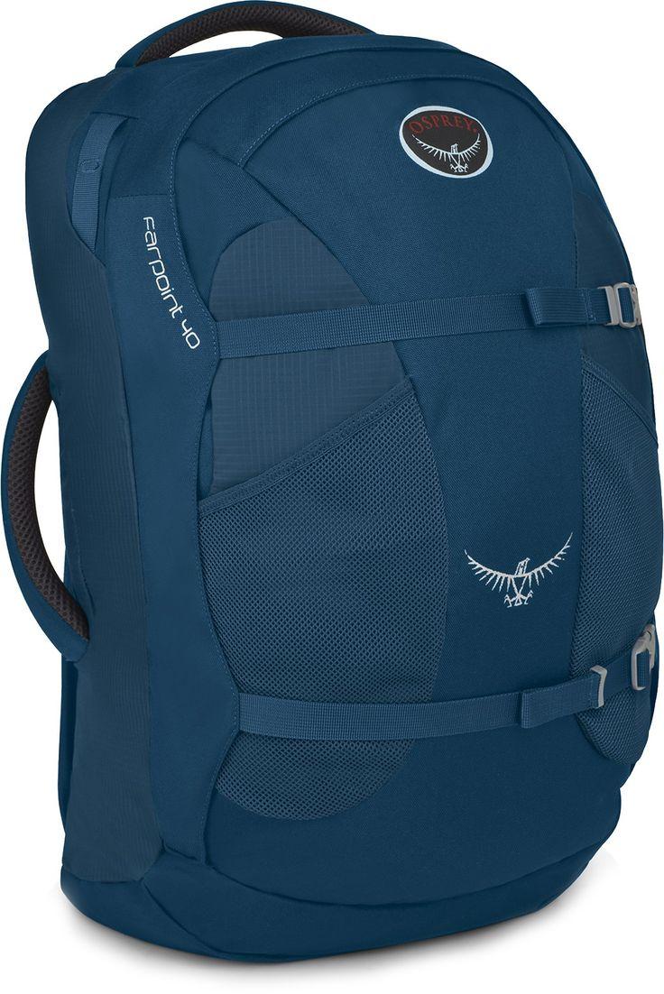 Osprey Farpoint 40 Travel Pack - REI.com