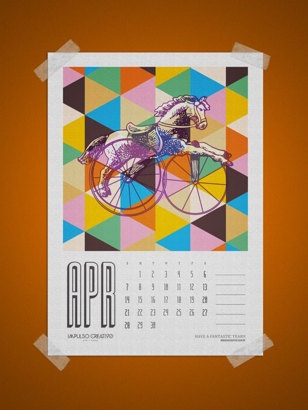 187 best Typography Calendars images on Pinterest Calendar - how to make a perpetual calendar